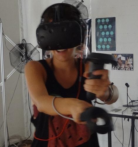 Begeisterung für Virtual Reality