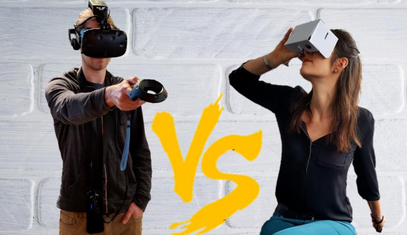 VirtualReality-vs-360Video