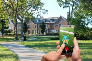 Augmented-Reality-Pokemon-Go