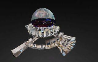 3D-Modell-Planetarium-Hamburg