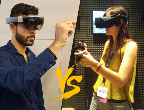 Der Unterschied zwischen Virtual Reality und Augmented Reality