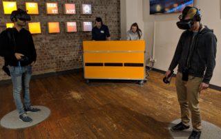 VR als digitales Kommunikationsmedium