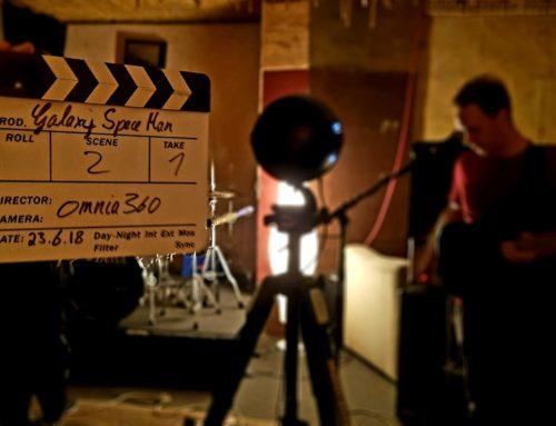 360-Grad-Musikvideos: VR-Videos für Musiker und Bands