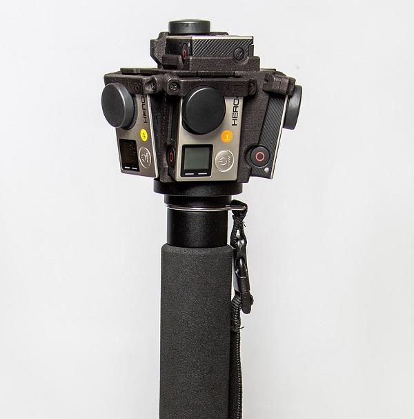 360-Grad-Kamerarig