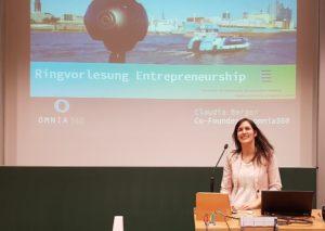 Speakerin Entrepreneurship