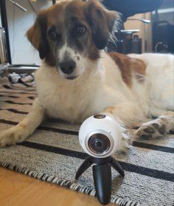 360 kamera samsung