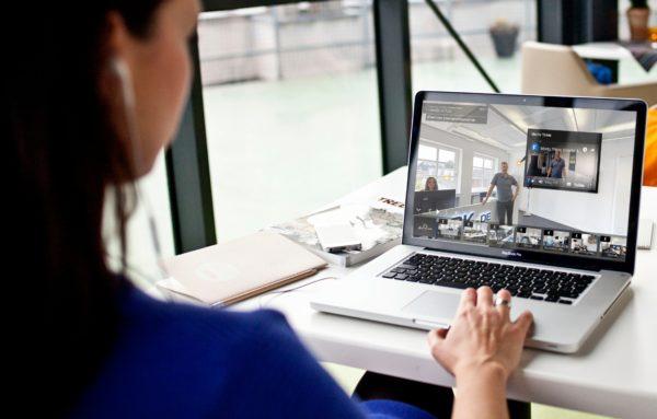 Virtuelle-Bürotour