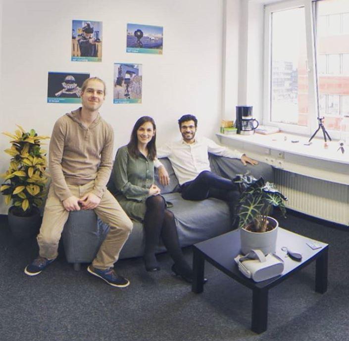 Jahresrückblick 2018 Teamfoto