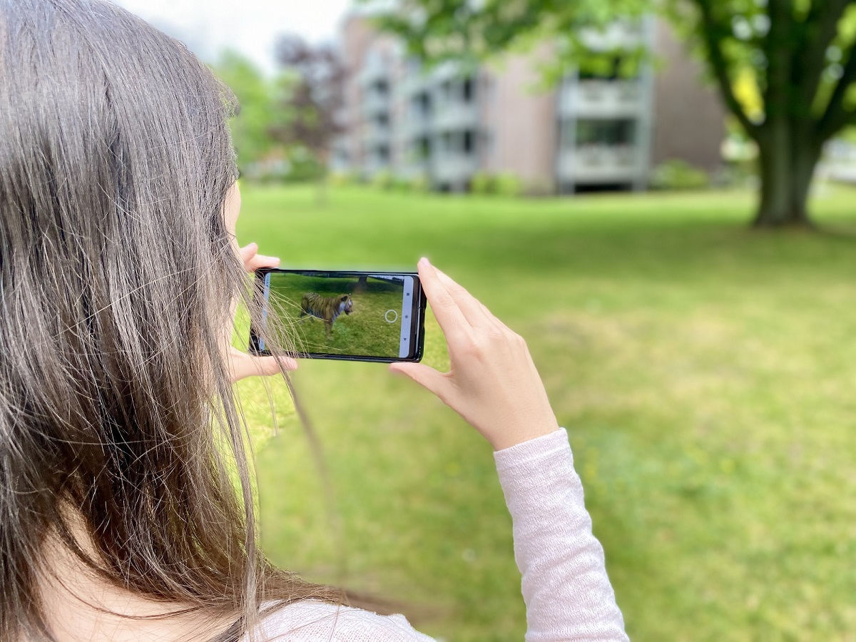 Augmented Reality im Marketing