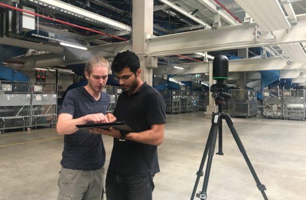 VR in der Logistik
