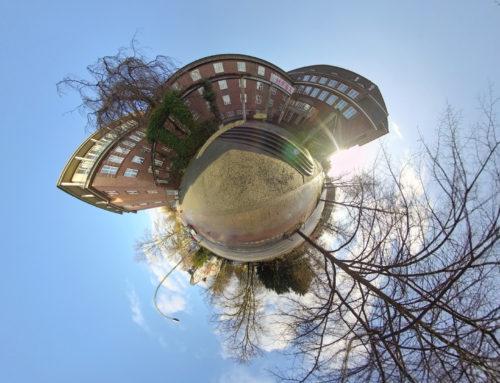 Kunst in 360° digitalisieren: Die HFBK Jahresausstellung