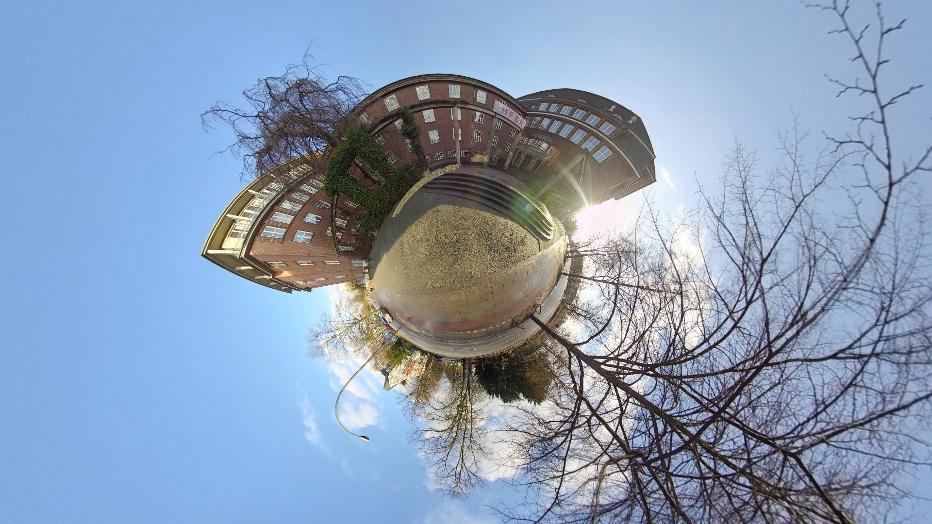 HFBK in Virtual Reality