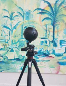 Kunst digitalisieren mit 360°-Kameras