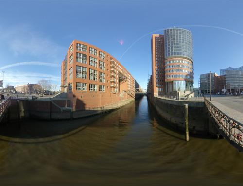 Ein 360°-Foto, viele 360°-Formate!