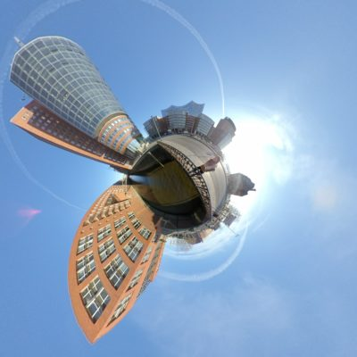 360°-Format: TinyPlanet
