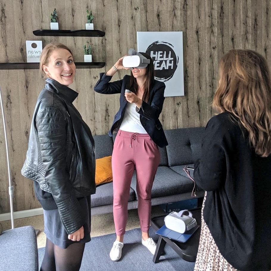 VR-Workshop