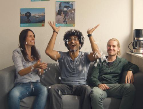 Aus GbR wird die omnia360 GmbH, yeah Baby yeah! 🎉