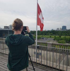 Making-Of der VR-Tour