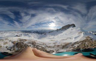 360°-Bilder im Outdoor-Sport