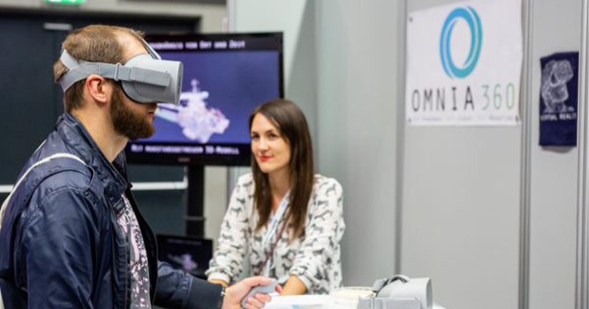Azubi-Recruiting mit VR