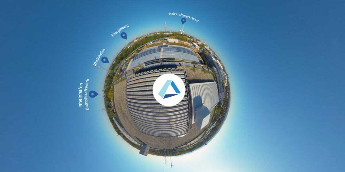 Karlsruhe im 360°-Video