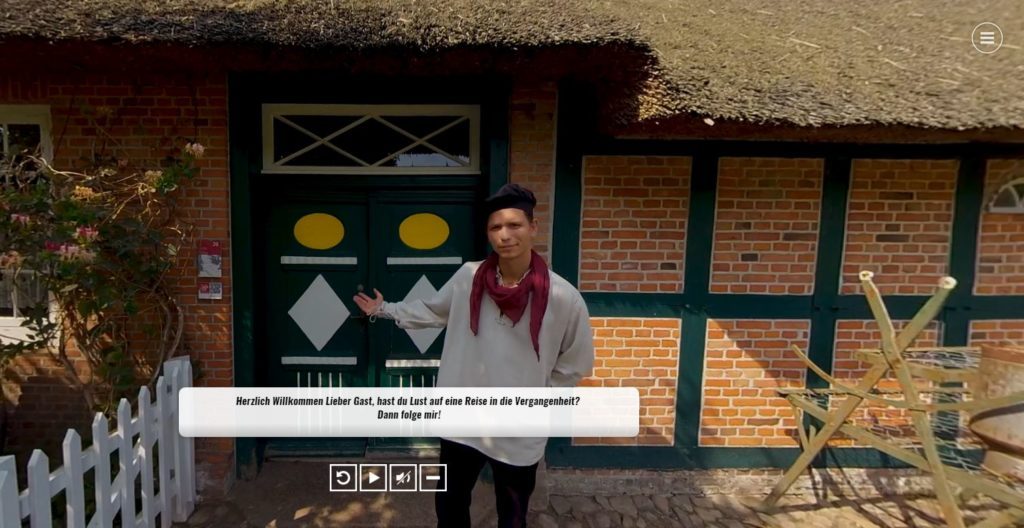 interaktive-Museumstour