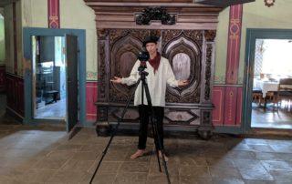 Immersives Lernen mit dem Freilichtmuseum Molfsee