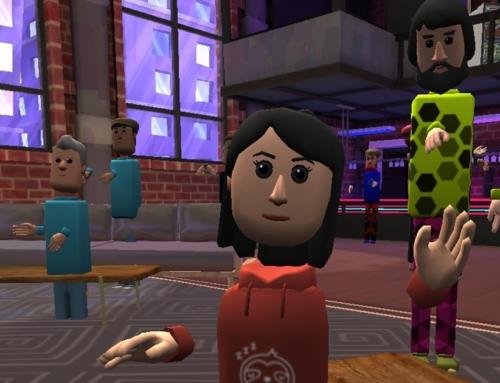 Virtuelle Events: Potenziale und Limitationen von Virtual Reality