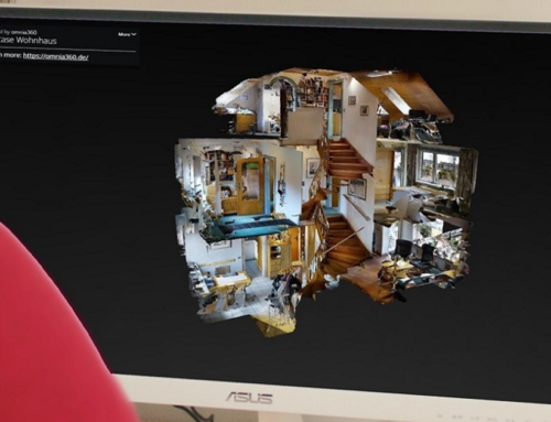 Virtual Tour: 360-Grad-Rundgang oder 3D-Begehung?