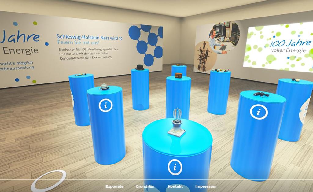 3D-showroom Hansewerk