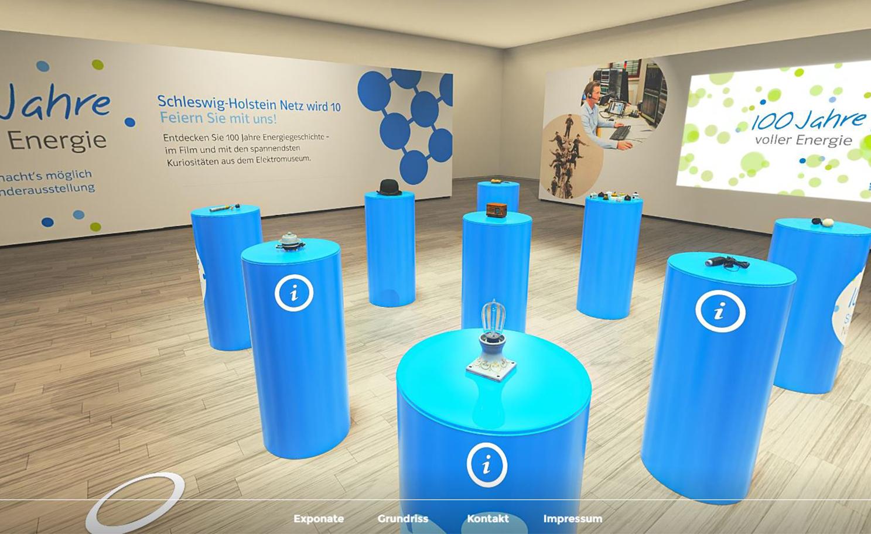 Digital Showroom: Hansewerk