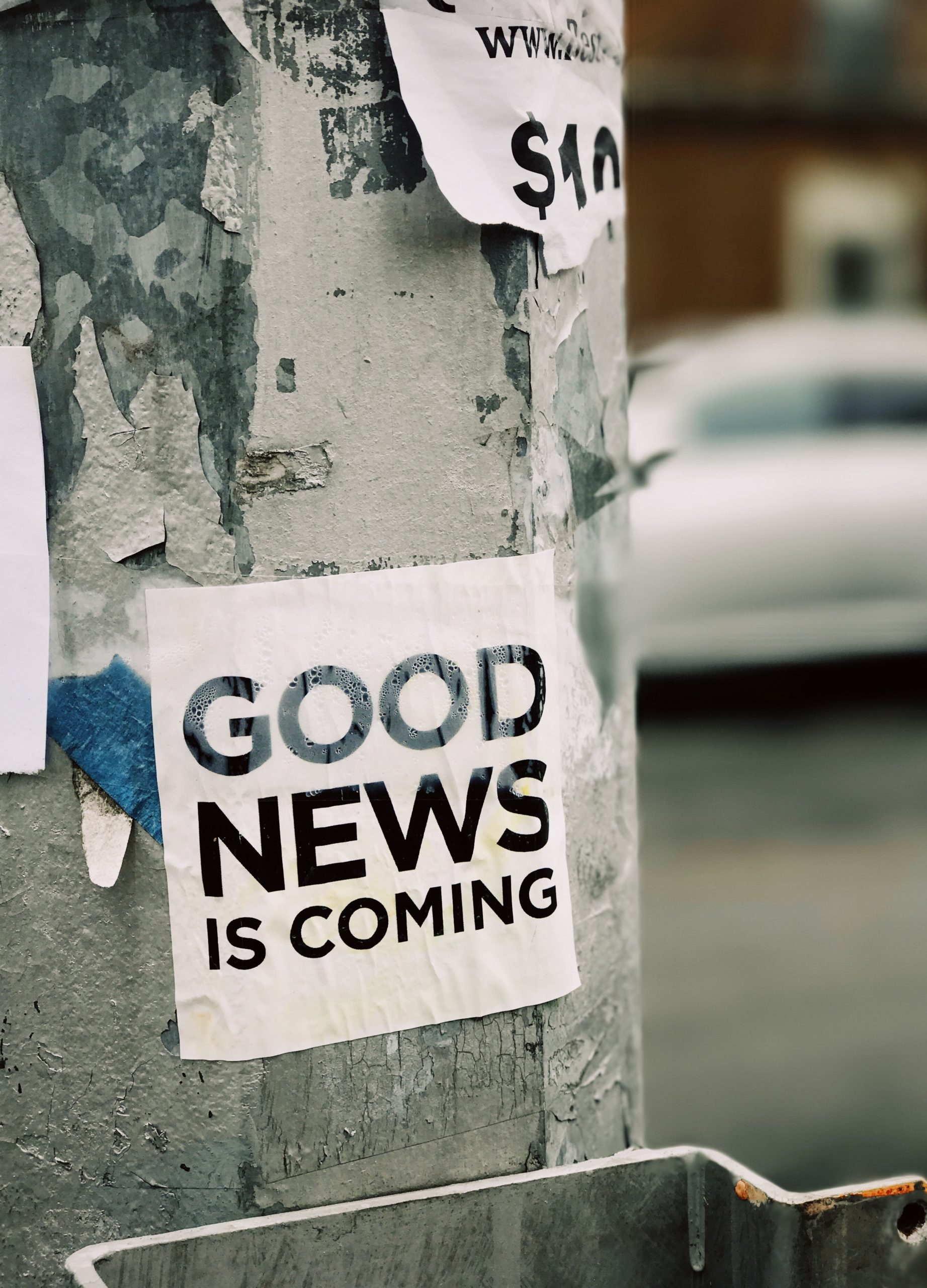 Good News is coming - New Work in der Corona Krise