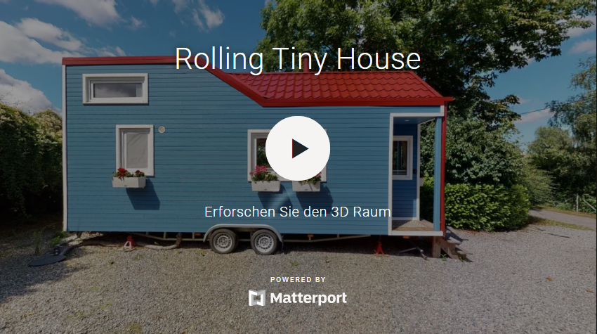 Immobilien-Rundgang Tiny House