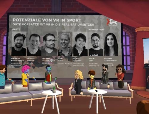Welches Potenzial bietet Virtual Reality im Sport?