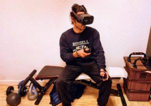 VR-Sportübertragung