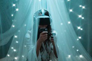 Mit Virtual Reality in eine neue Welt eintauchen.