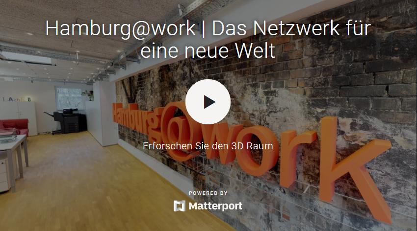 Virtueller Betriebsrundgang Hamburg@Work