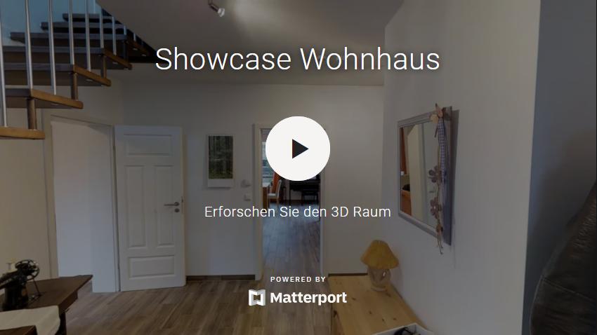 Virtueller Immobilien-Rundgang Wohnhaus