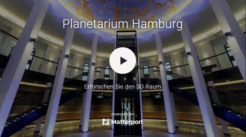 3D-Tour für Kulturbetriebe