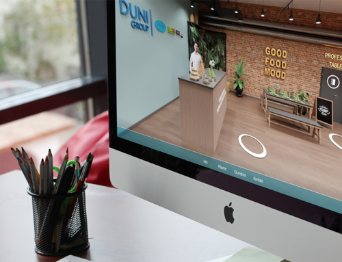 3D-Produktpräsentation im digitalen Showroom