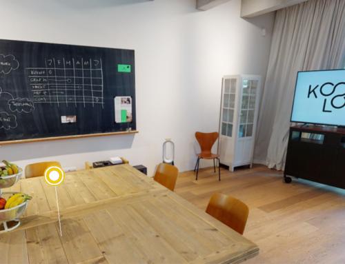 Mietlocations besser vermarkten: Ein 3D-Rundgang für Ihren Kreativraum